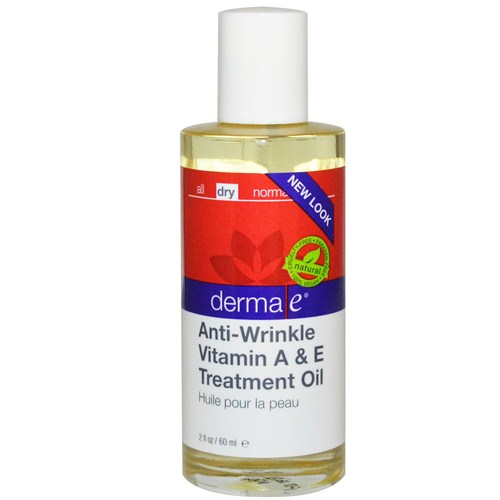 Anti-Wrinkle Vitamin A and E Treatment Oil