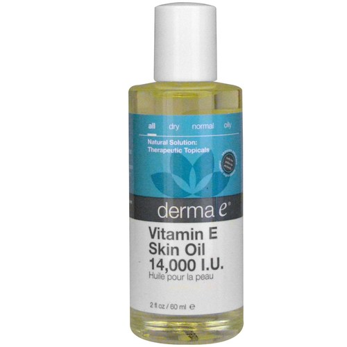 Vitamin E Skin Oil 14,000 IU