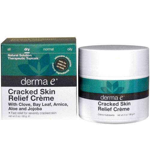 Cracked Skin Relief Cream