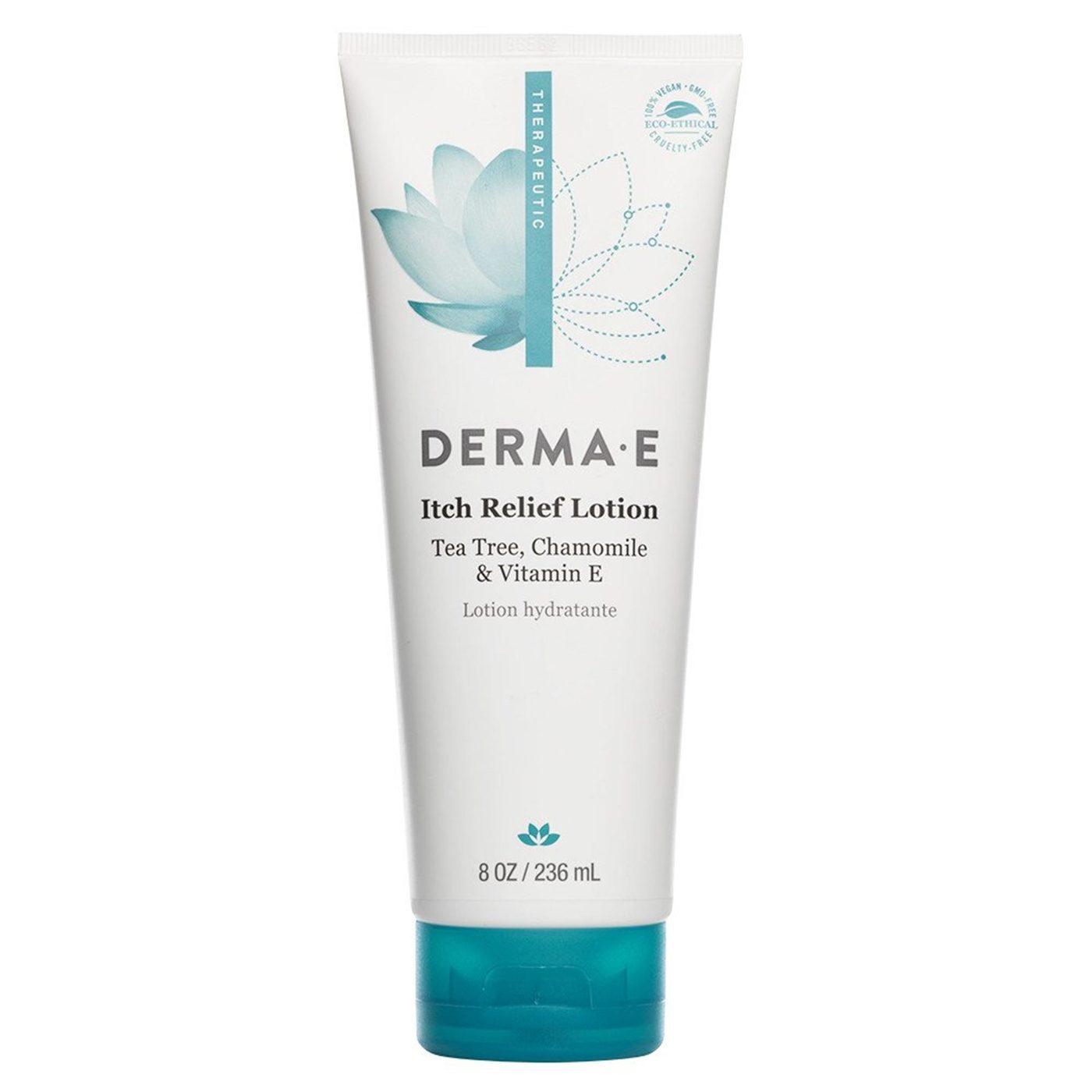 Derma E Itch Relief Lotion - 6 Oz - eVitamins.com