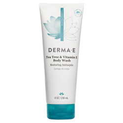 Derma E Tea Tree  E Face and Body Wash