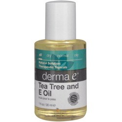 Derma E Tea Tree & E Oil