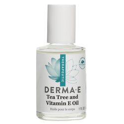 Derma E Tea Tree  E Oil