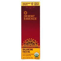 Desert Essence Organic Balancing Face Oil