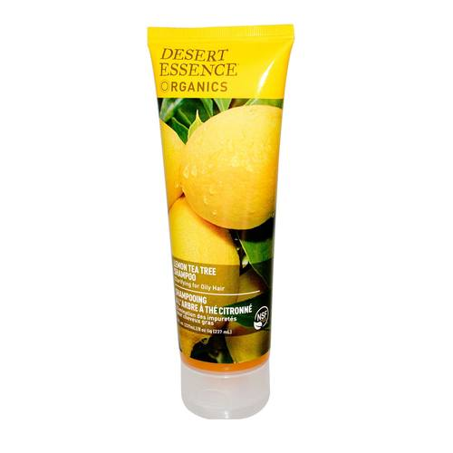 Organics Lemon Tea Tree Shampoo