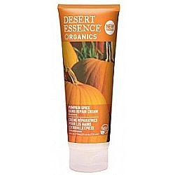 Desert Essence Pumpkin Spice Hand Repair Cream