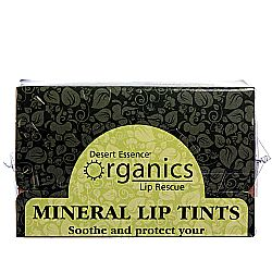 Desert Essence Organics Mineral Lip Tints Kit