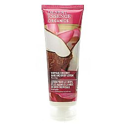 Desert Essence Organic Hand and Body Lotion