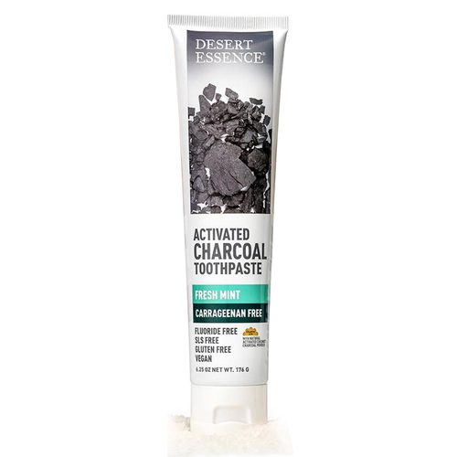 Activated Coconut Charcoal Toothpaste