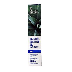 Desert Essence Tea Tree Oil Mint Toothpaste