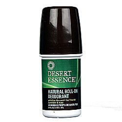 Desert Essence Natural Roll-On Deodorant