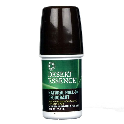 Tea Tree Oil Roll-On Deodorant