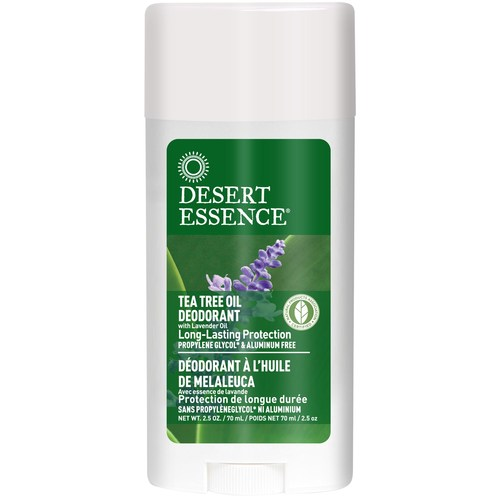 Tea Tree Oil Deodorant