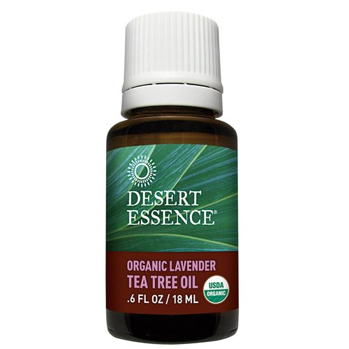 Tea Tree And Lavender Oil