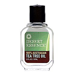 Desert Essence Tea Tree Oil, 100% Pure Australian