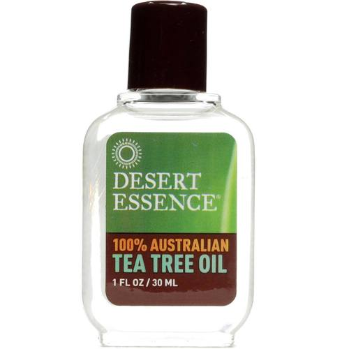 Tea Tree Oil, 100% Pure Australian by Desert Essence - 1 oz - 4457_1.jpg