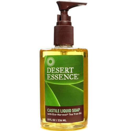 Tea Tree Liquid Castile Soap