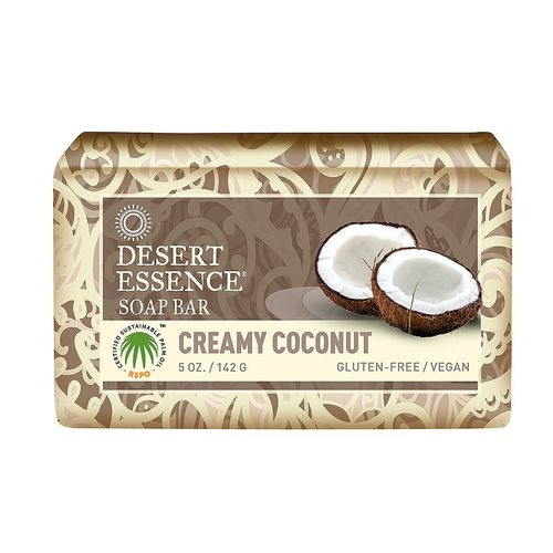 Creamy Coconut Soap Bar