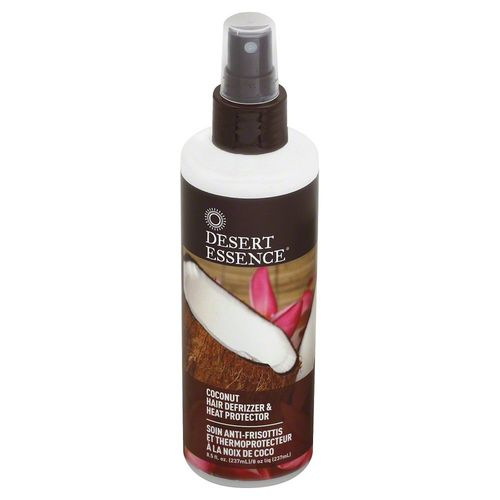 Coconut Hair Defrizzer and Heat Protector