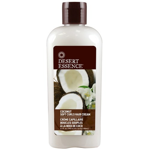 Coconut Soft Curls Hair Cream