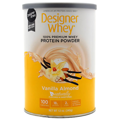 Natural 100% Whey-Based Protein