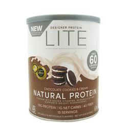 Designer Protein Lite Natural Protein