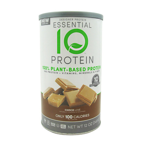 Essential 10 Plant-Based Protein