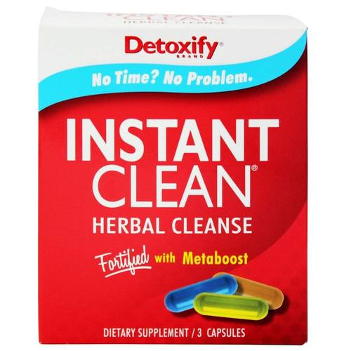Instant Clean Herbal Cleanse with Metaboost