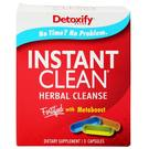 Detoxify Instant Clean Herbal Cleanse with Metaboost
