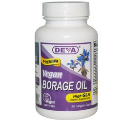 Deva Vegan Borage Oil