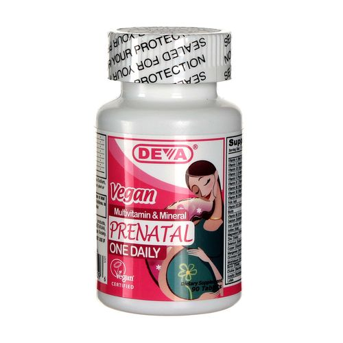 Vegan Prenatal Multivitamin and Mineral One Daily
