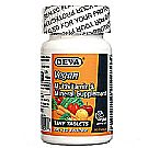 Deva Vegan Tiny Tablets Multivitamin and Mineral Supplement
