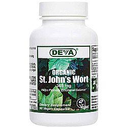 Deva Vegan Organic St. John's Wort