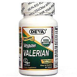 Deva Organic Vegan Valerian