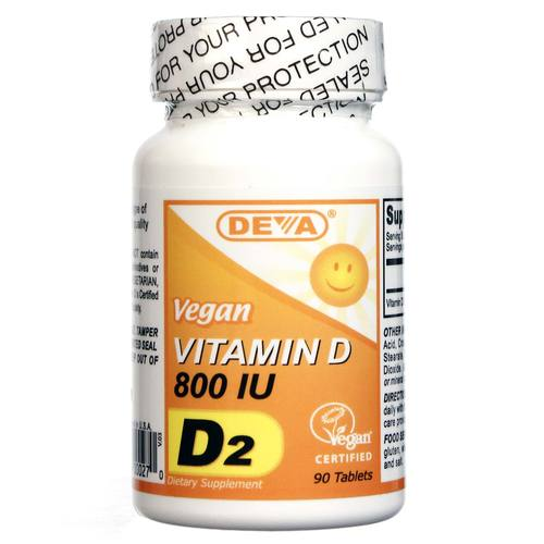 Vegan Vitamin D 800 IU