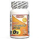 Deva Vegan Vitamin D 800 IU