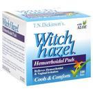 Dickinson Brands Witch Hazel Hemorrhoidal Pads