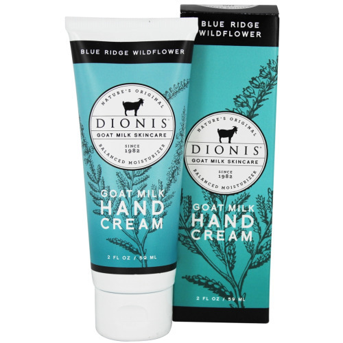Dionis Goat Milk Skincare Classic Floral Hand Cream, Blue Ridge Wildflower - 2 oz - 110946_0.jpg