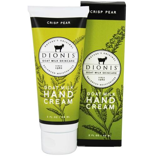 Fruit and Spice Hand Cream