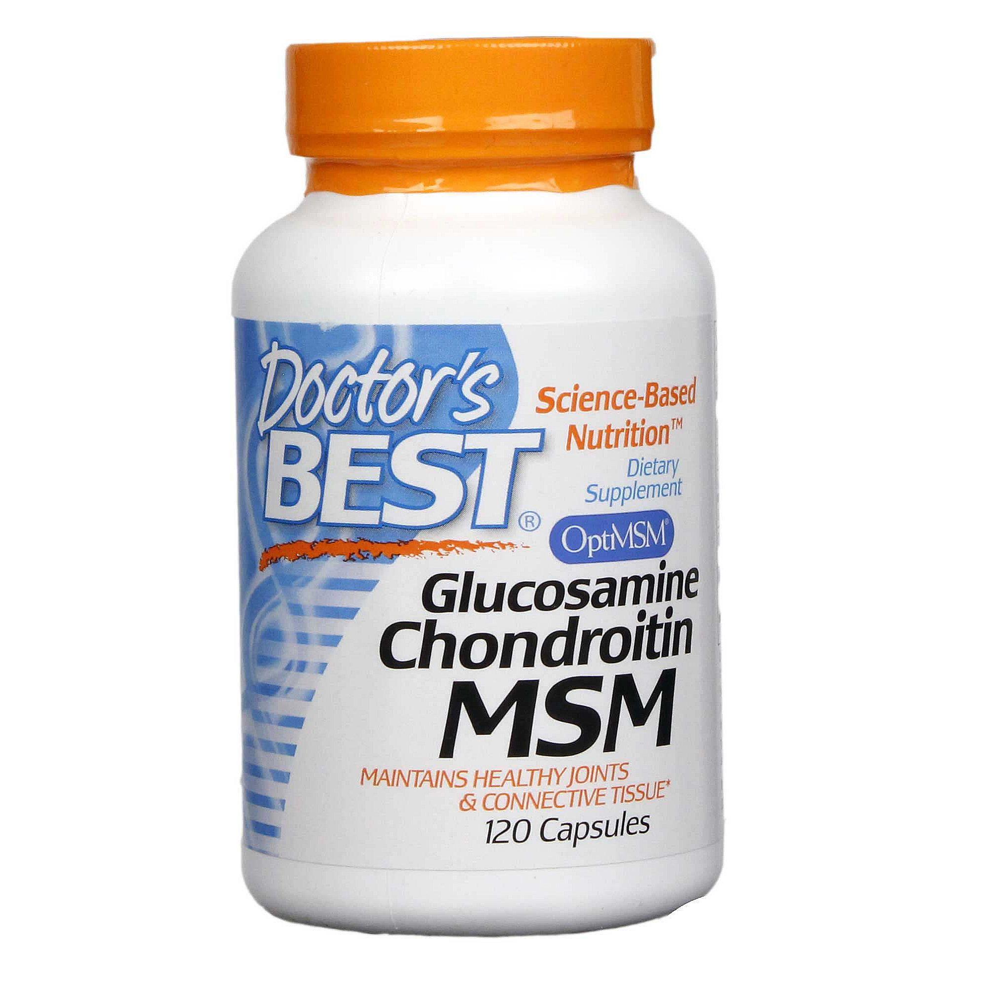 Kirkland Chondroitin Glucosamina. Caracteristici principale
