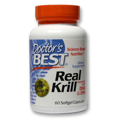 Real Krill with DHA and EPA