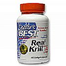 Doctor's Best Real Krill with DHA and EPA