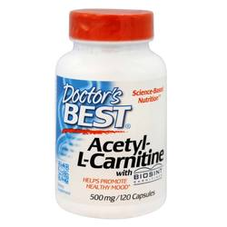 Doctor's Best Acetyl L-Carnitine