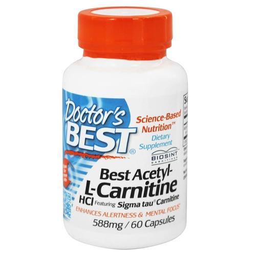 Acetyl L-Carnitine 588 mg