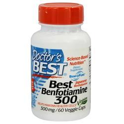 Doctor's Best Benfotiamine