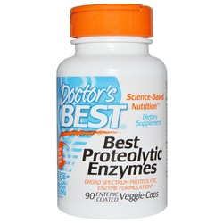 Doctor's Best Proteolytic Enzymes