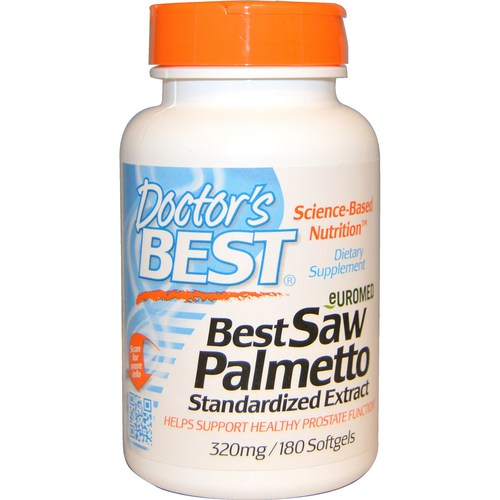 Best Saw Palmetto Standardized Extract