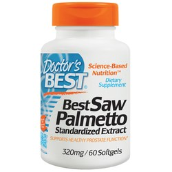 Doctor's Best Saw Palmetto Extract