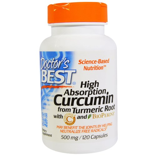 High Absorption Curcumin