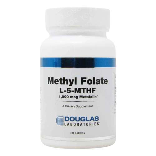 Douglas Labs Methyl Folate L-5-MTHF - 60 tablets - 110906_front2020.jpg